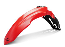 Cycralite Vented Front Fender Honda CRF450 2017 Red