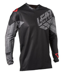 2018 Leatt GPX 4.5 MX Jersey Black/Brushed