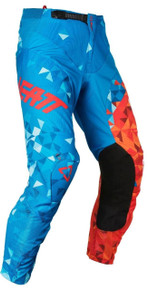2018 Leatt GPX 4.5 MX Pant Blue/Red