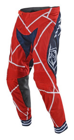 2018 Troy Lee Designs SE Air 18.1 MX Metric Pant Red/Navy