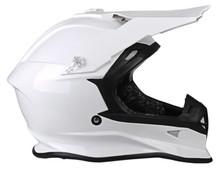Lazer X8X-Line MX Helmet White