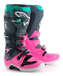 Alpinestars Tech 7 Motocross Boots Limited Edition Indy Vice