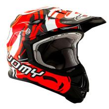 Suomy Mr Jump MX Helmet Vortex Red