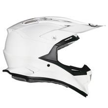Suomy Mr Jump MX Helmet Plain Gloss White