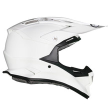 Suomy Alpha MX Helmet White Gloss