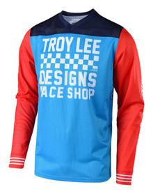 2018 Troy Lee Designs TLD GP Air 18.1 MX Jersey Raceshop Ocean