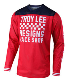 2018 Troy Lee Designs TLD GP Air 18.1 MX Jersey Raceshop Red