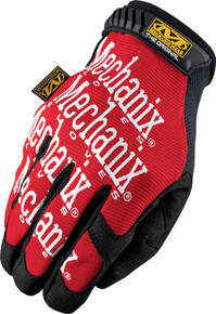 Mechanix Wear Original Gloves Red