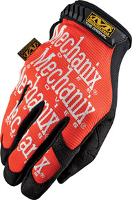 Mechanix Wear Original Gloves Orange