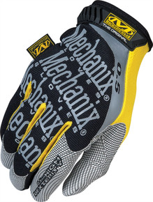 Mechanix Wear Original 0.5 Glove Black/Yellow