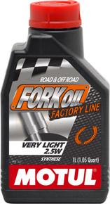 Motul Factory Line Very Light 2.5W Fork Oil 1 Litre
