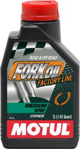 Motul Factory Line Medium 10W Fork Oil 1 Litre