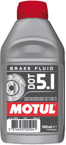 Motul DOT 5.1 Brake Fluid 0.5litres
