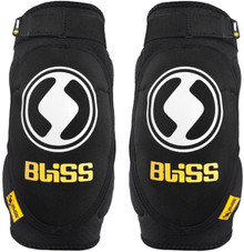 Bliss Protection Basic Elbow Pad Black