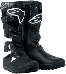 Alpinestars No Stop Trials Boots Black