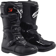 Alpinestars Tech-3S Youth Boots Black