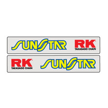 Factory Effex Swing Arm Graphics Sunstar/RK Universal