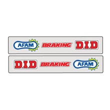 Factory Effex Swing Arm Graphics AFAM Braking/DID Universal