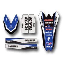 Factory Effex Complete Trim Kit Yamaha