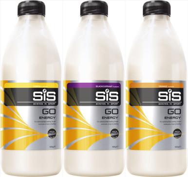 SIS GO ENERGY Drink Powder 500g