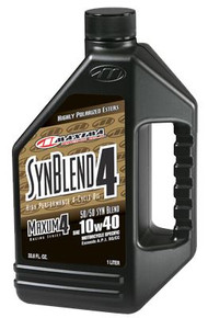 Maxima 4T Syn Blend 4 Ester Synthetic