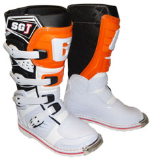 Gaerne SG-J Youth Boots Orange
