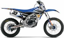 2015 Factory Effex JGR Team Replica Graphic Kit