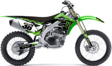 2015 Factory Effex Monster Series Graphics Kit Kawasaki