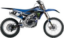2015 Factory Effex Monster Series Graphic Kit Yamaha
