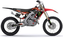 2015 Factory Effex Monster Series Graphics Kit Honda