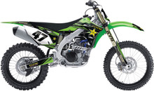 2015 Factory Effex Rockstar Series Graphic Kit Kawasaki