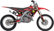 2015 Factory Effex Rockstar Series Graphic Kit Honda