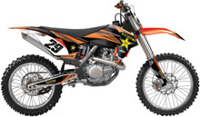 2015 Factory Effex Rockstar Series Graphic Kit KTM