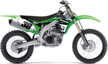 2015 Factory Effex Evo 12 Series Shroud Graphics Kit Kawasaki