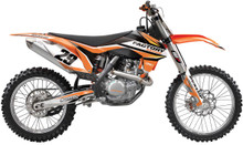 Factory Effex Evo 12 Series Shroud Graphics KTM