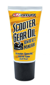 Maxima Gear Oil Scooter Mineral (SAE 80w90) 150ml