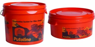 Putoline Action Cleaner Bucket