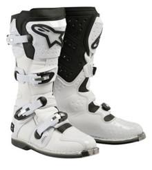 Alpinestars Tech-8 Boots Light White