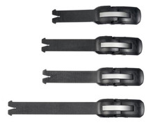 Alpinestars Tech 2/3/6 '04 Onward Boot Strap Set Black