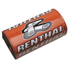 Renthal MX Fat Bar Pad Orange