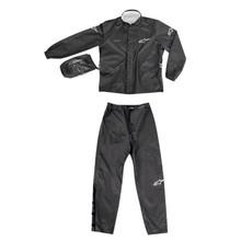 Alpinestars Quick Seal Jacket & Pants Set Black