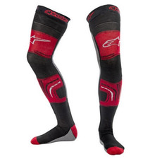 Alpinestars Knee Brace Socks Red/Black/Grey