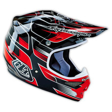 2016 Troy Lee Designs Air Helmet Starbreak Black