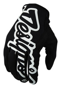 2017 Troy Lee Designs SE Pro Gloves Black