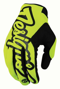 2017 Troy Lee Designs SE Pro Gloves Flo Yellow