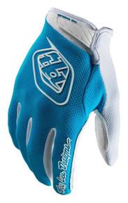 2016 Troy Lee Designs Air Gloves Light Blue