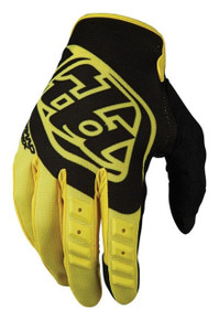 2016 Troy Lee Designs Youth GP Gloves Yellow