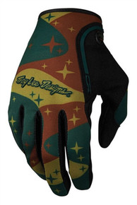 2016 Troy Lee Designs XC Gloves Army Green