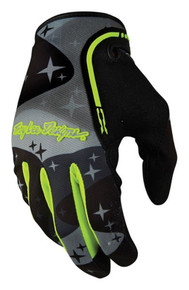 2016 Troy Lee Designs XC Gloves Camo Grey