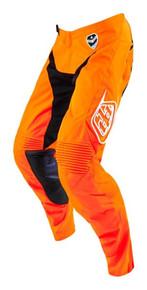 2016 Troy Lee Designs SE Pants Starburst Flo Orange/Black